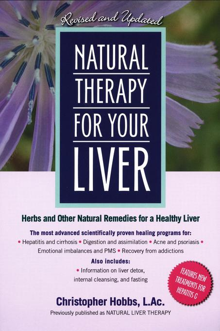 Natural Therapy for Your Liver als Taschenbuch