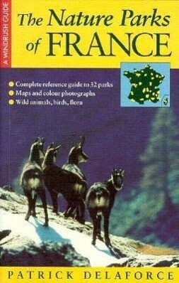 The Nature Parks of France als Taschenbuch