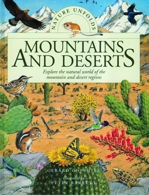 Nature Unfolds the Rocky Mountains and Deserts als Buch