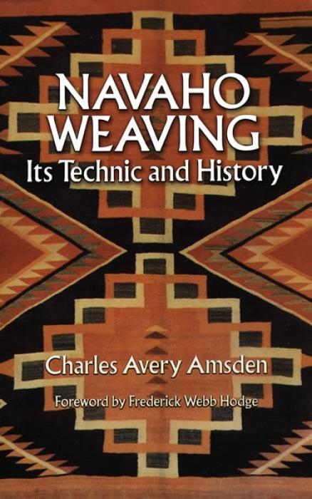 Navaho Weaving als Taschenbuch