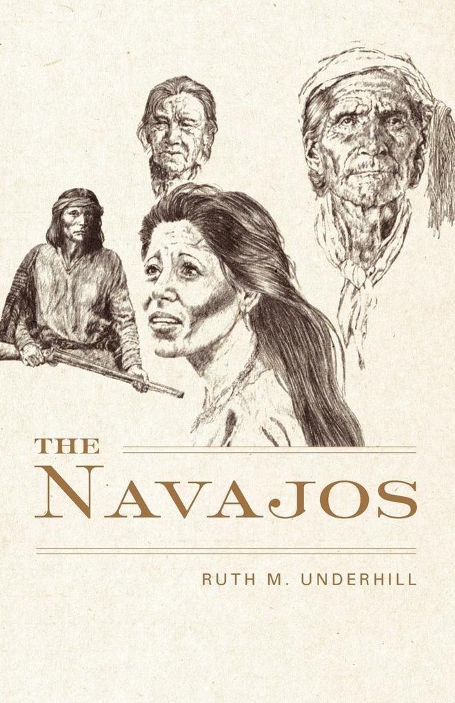 The Navajos als Buch