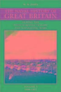 Naval History of Great Britain als Buch
