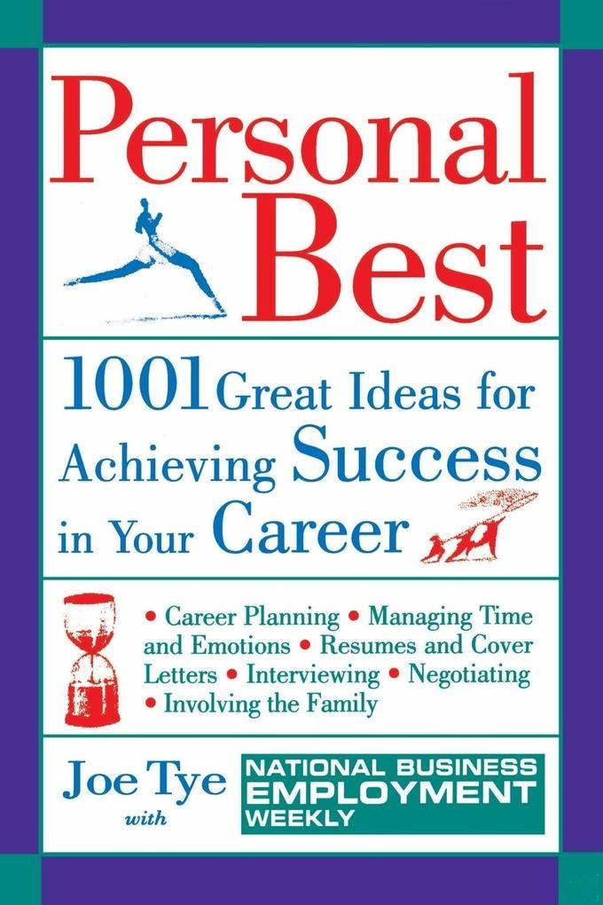 Personal Best als Taschenbuch
