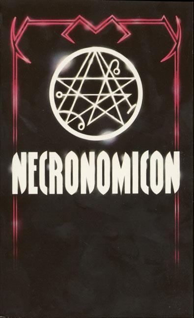Necronomicon als Taschenbuch