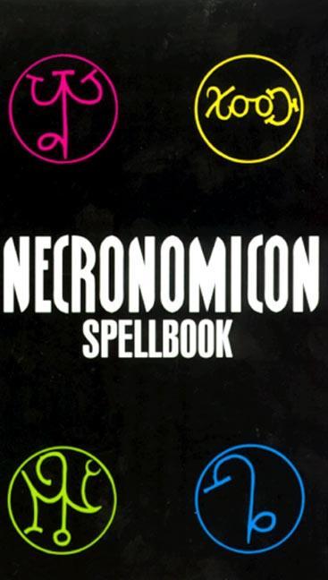 Necronomicon Spellbook als Taschenbuch