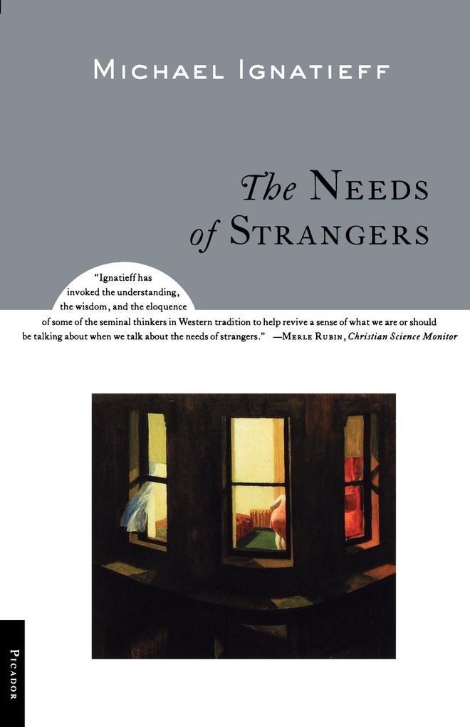 The Needs of Strangers als Taschenbuch