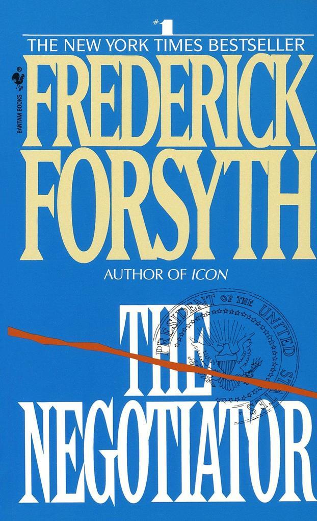 The Negotiator als Taschenbuch