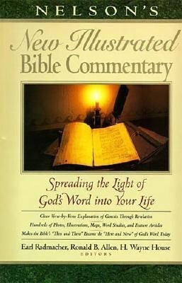 Nelson's New Illustrated Bible Commentary: Spreading the Light of God's Word Into Your Life als Buch
