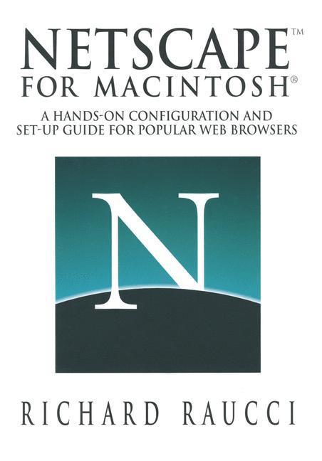 Netscape(TM) for Macintosh® als Buch