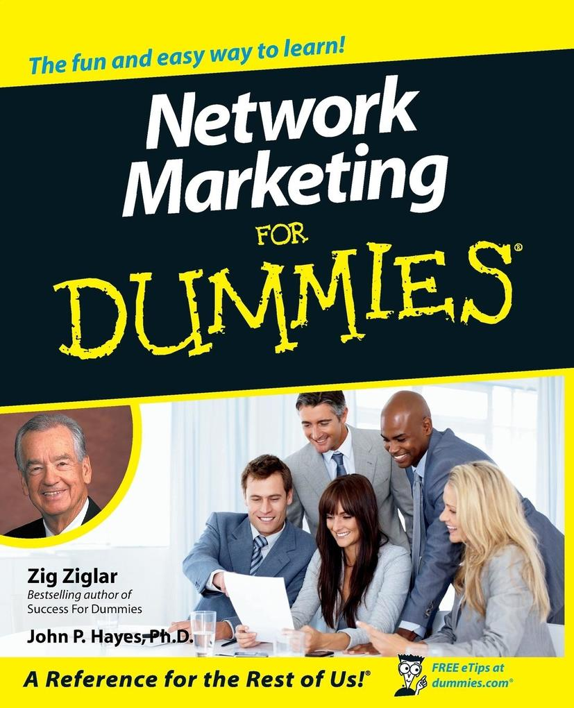 Network Marketing for Dummies als Taschenbuch