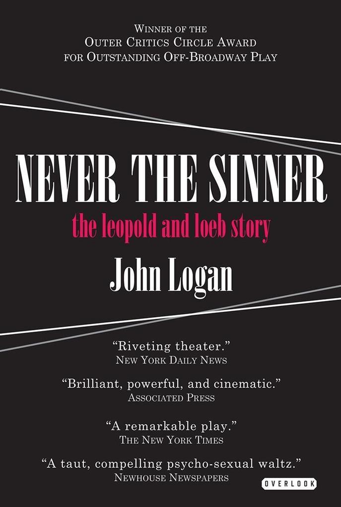 Never the Sinner als Taschenbuch