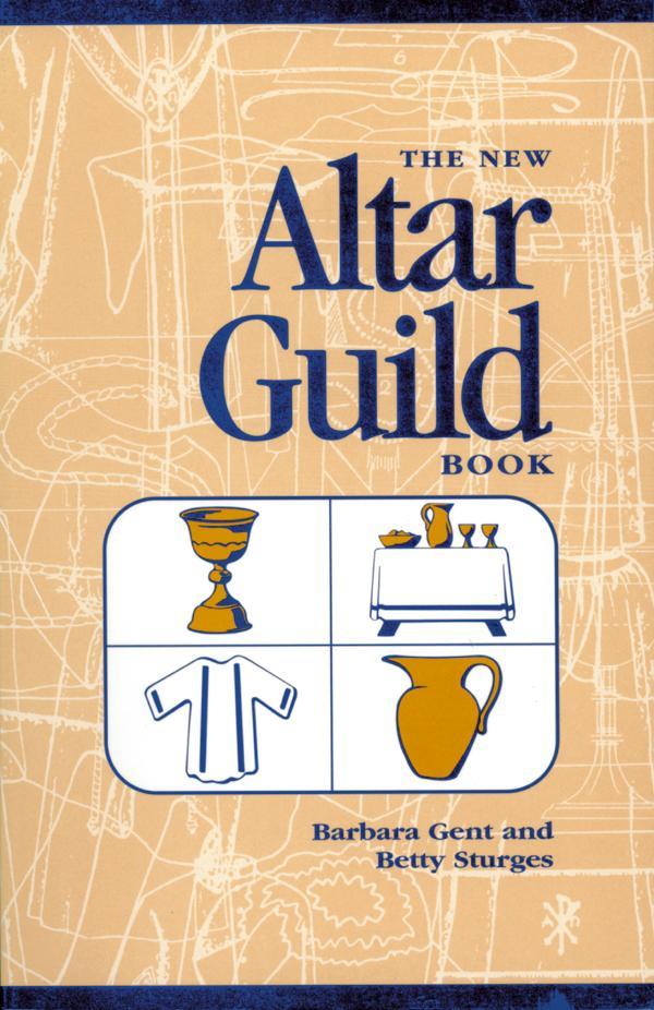 New Altar Guild Book (Revised) als Taschenbuch