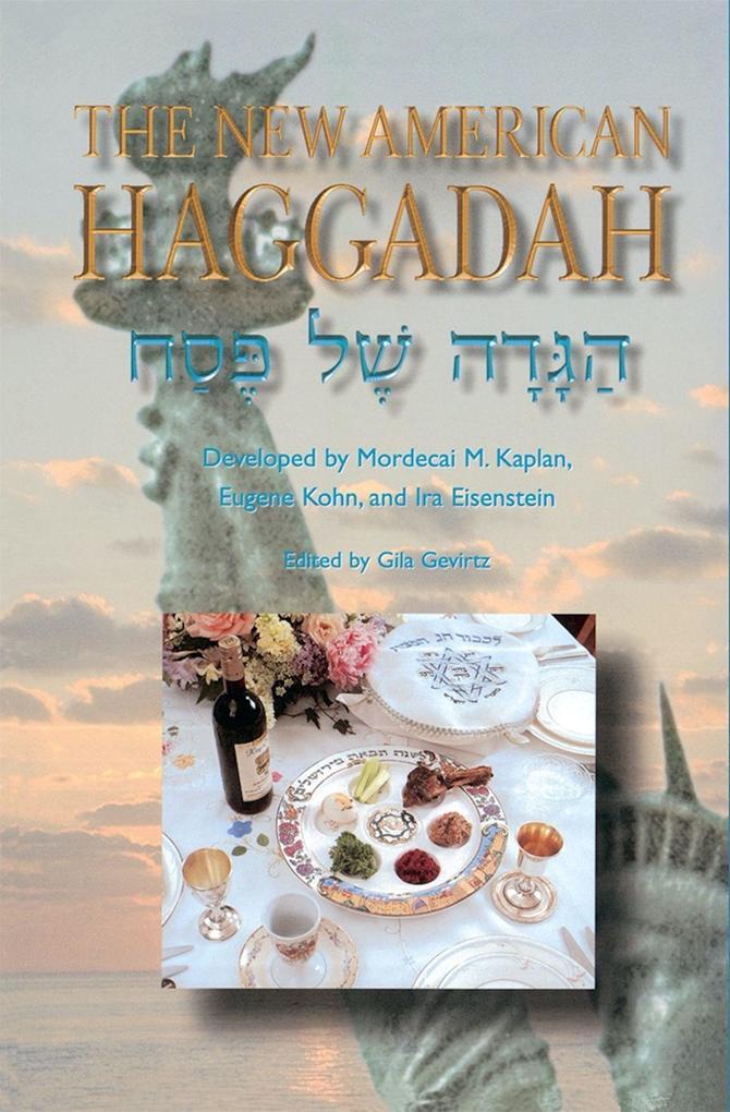 The New American Haggadah als Taschenbuch