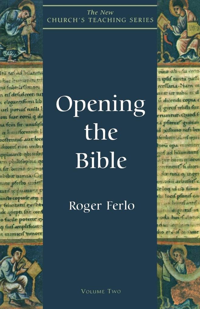 Opening the Bible als Taschenbuch