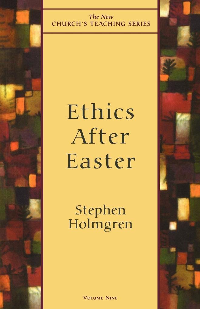 Ethics After Easter als Taschenbuch