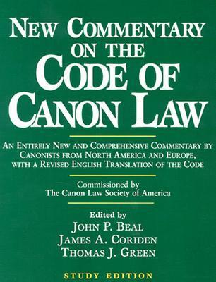 New Commentary on the Code of Canon Law als Taschenbuch