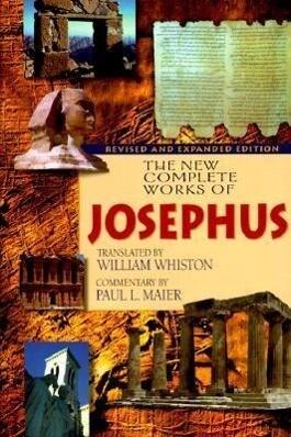 The New Complete Works of Josephus als Taschenbuch