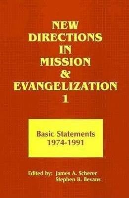New Directions in Mission and Evangelization als Taschenbuch