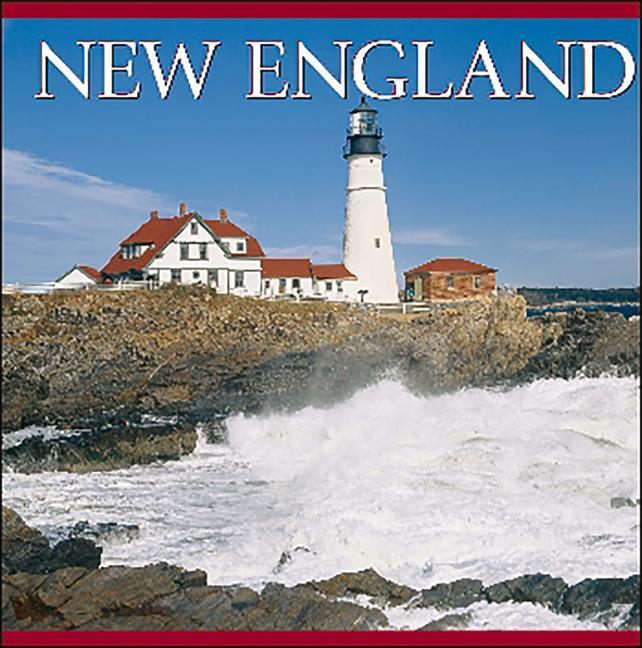 New England als Buch