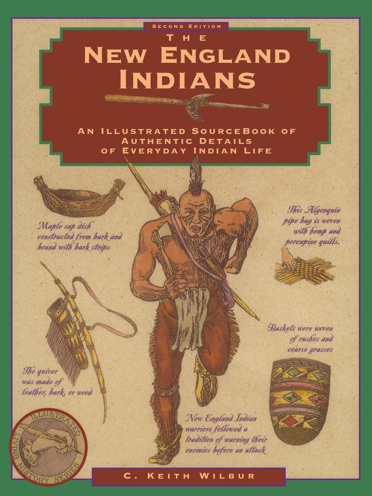 New England Indians als Taschenbuch