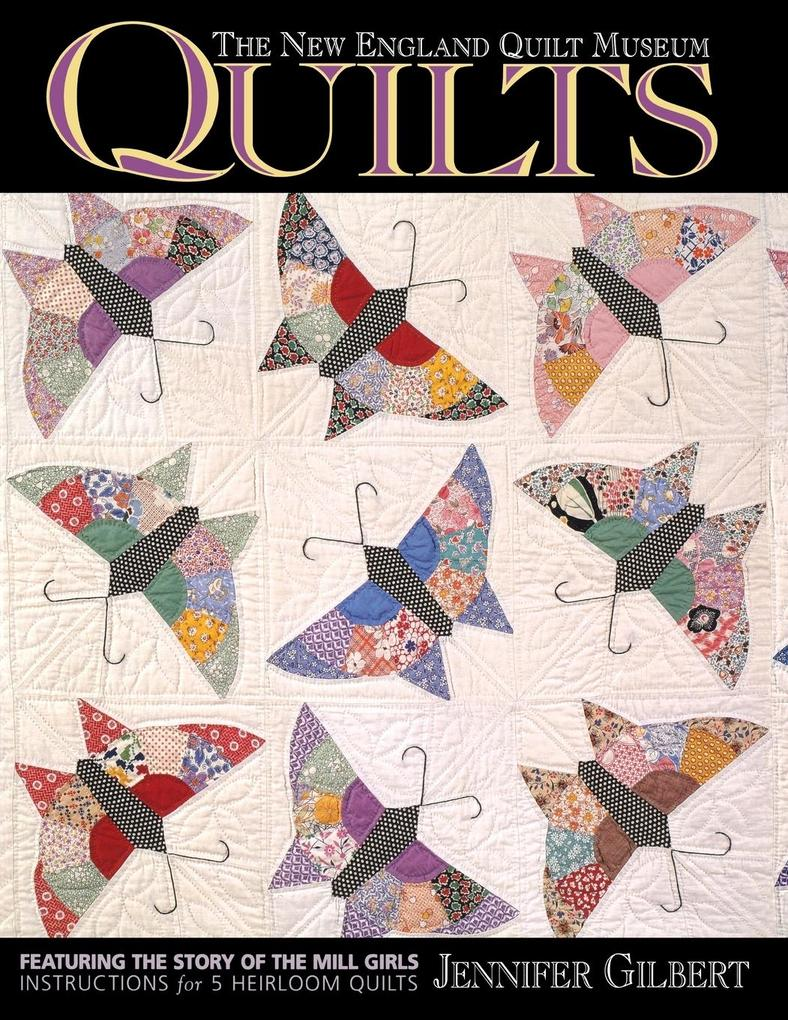 New England Quilt Museum Quilts - The - Print on Demand Edition als Taschenbuch