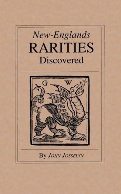 New-Englands Rarities Discovered als Taschenbuch