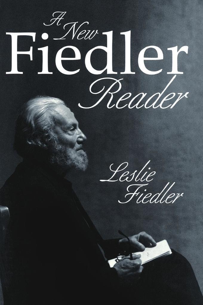 A New Fiedler Reader als Taschenbuch