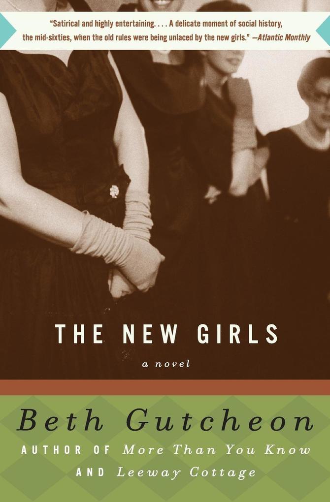 New Girls, The als Taschenbuch