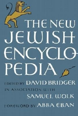The New Jewish Encyclopedia als Buch