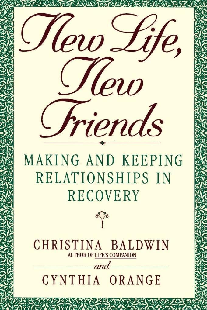 New Life, New Friends als Taschenbuch