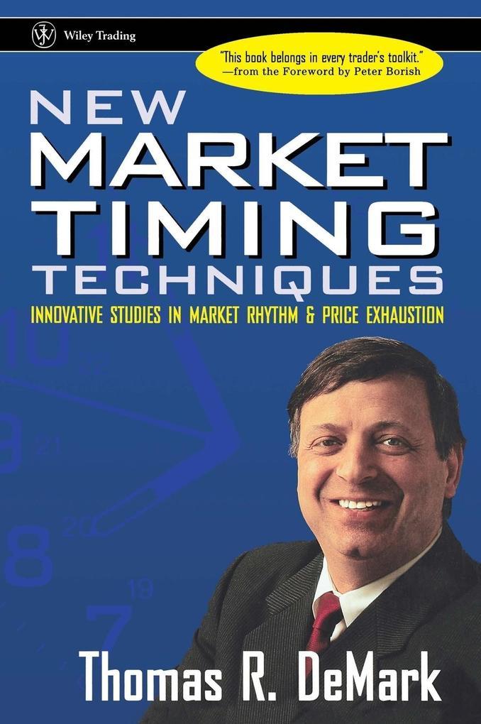 New Market Timing Techniques als Buch
