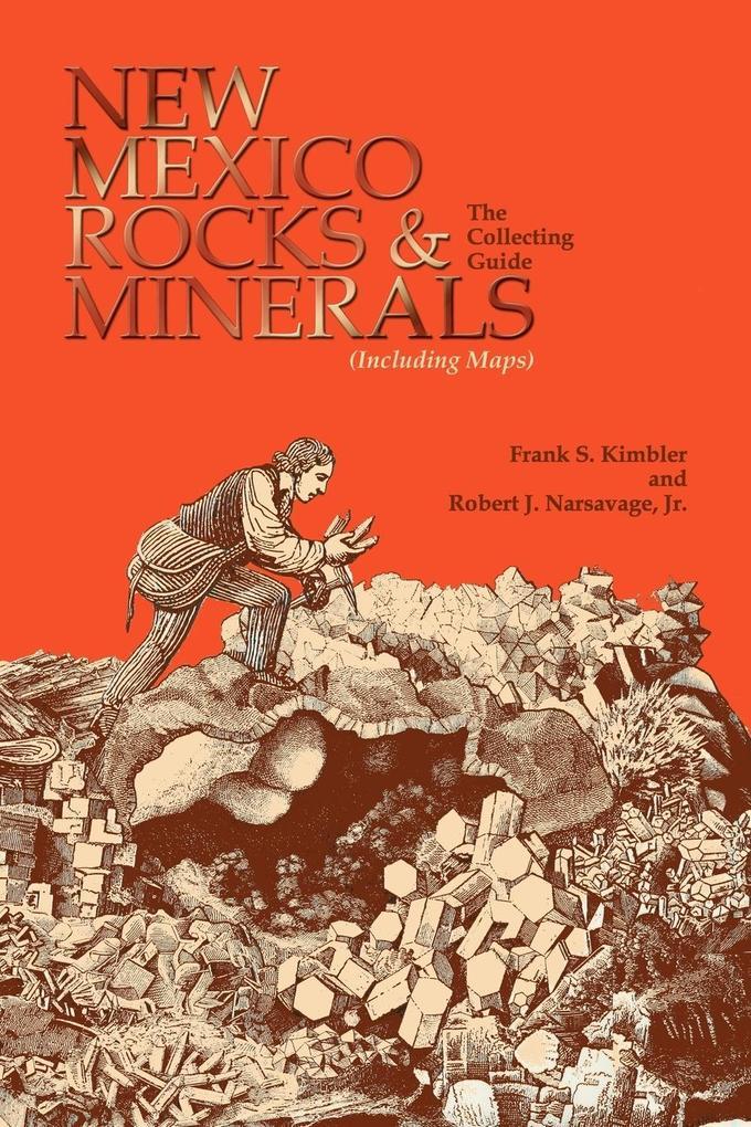 New Mexico Rocks and Minerals als Taschenbuch