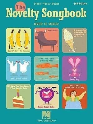 The Novelty Songbook als Taschenbuch