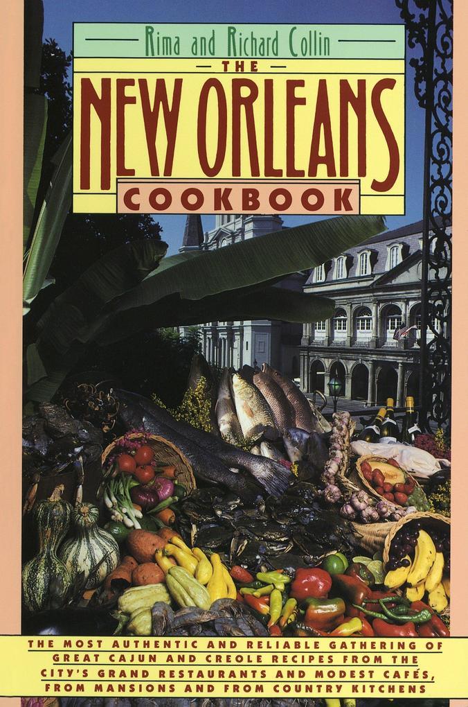 New Orleans Cookbook als Taschenbuch