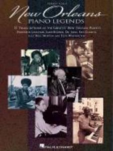 New Orleans Piano Legends als Taschenbuch