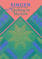 The New Quilting by Machine als Taschenbuch