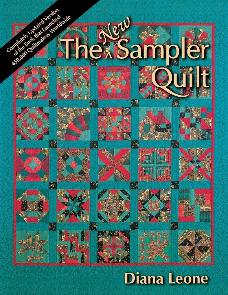 The New Sampler Quilt - Print on Demand Edition als Taschenbuch