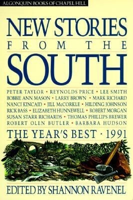 New Stories from the South: The Year's Best, 1991 als Taschenbuch