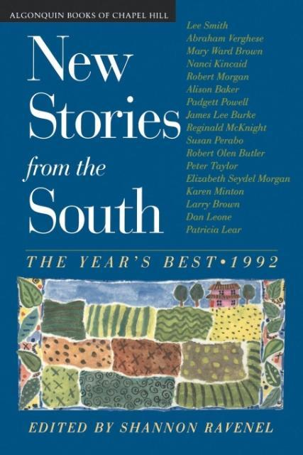 New Stories from the South 1992 als Taschenbuch
