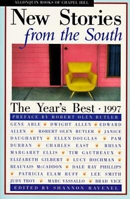 New Stories from the South 1997: The Year's Best als Taschenbuch