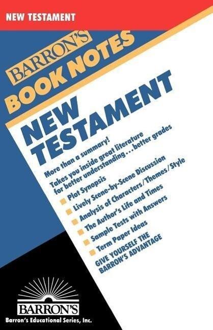 New Testament als Taschenbuch