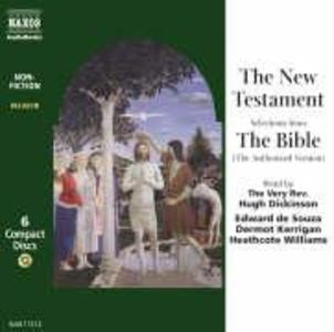The New Testament als Hörbuch