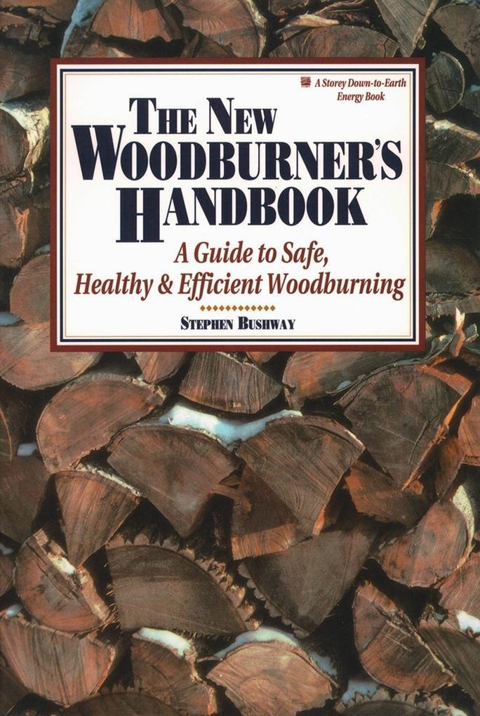 The New Woodburner's Handbook als Taschenbuch