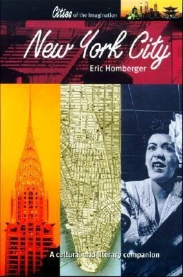 New York City: A Cultural and Literary Companion als Taschenbuch