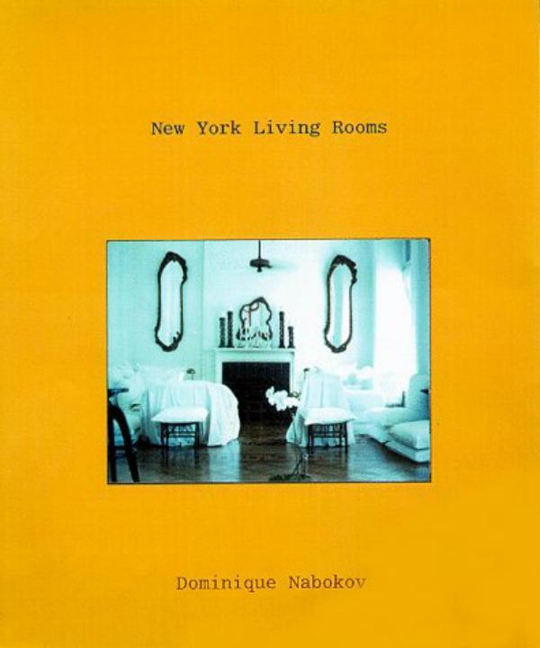 New York Living Rooms als Buch