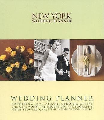 New York Wedding Planner als Taschenbuch