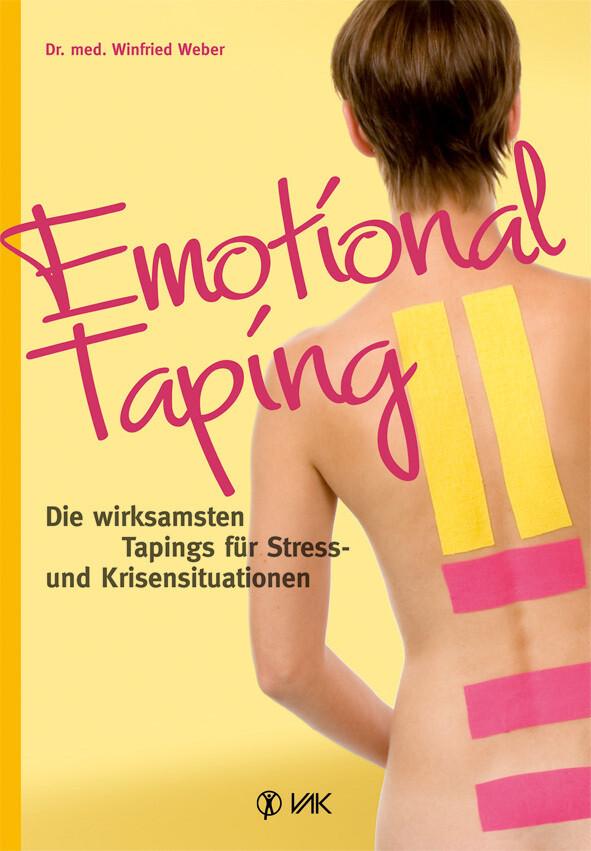 Emotional Taping als Buch von Winfried Weber