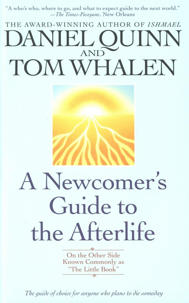 "A Newcomer's Guide to the Afterlife: On the Other Side Known Commonly as ""The Little Book"" als Taschenbuch"