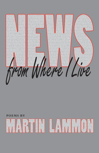 News from Where I Live (P) als Taschenbuch