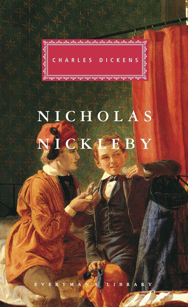 Nicholas Nickleby als Buch